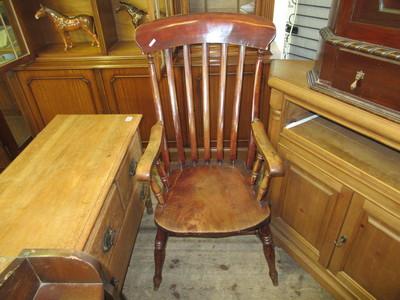 Antique-farmhouse-chair