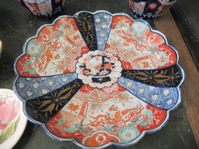 Large-Imari-plate