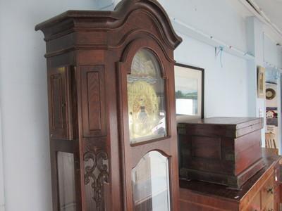 Modern-long-cased-clock