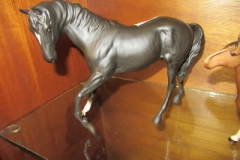 Black-Beswick-horse