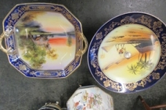 Decorated-Noritake-china