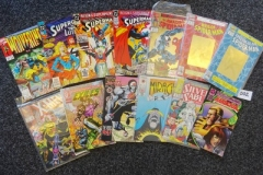 Lot-002-Approx.-135-Comics-by-Marvel-DC-Valiant-Image-and-Malibu.-Titles-Incl-Spiderman-X-Men-Avengers-and-Superman