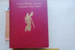 Lot-004-Green-Willow-and-Other-Japanese-Fairy-Stories-Illustrated-by-Warwick-Goble.-1-of-500