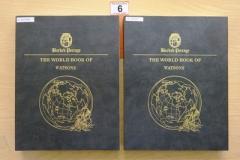 Lot-006-Burkes-Peerage-World-Book-of-Watsons-in-2-Volumes