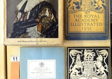 Lot-011-World-Famous-Paintings-Edited-by-J-Greig-Pirie-and-3-Royal-Academy-of-Arts-Booklets-1946-47-1950-1951