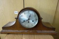Lot-014-Oak-Cased-Mantle-Clock