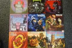 Lot-032-Nine-Thrash-Metal-Albums-by-Violence-Voivod-Warlock-and-Witchfinder-General