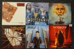 Lot-033-Six-Thrash-Metal-Albums-by-Wolfsbane-Wolf-Spider-Xentrix-and-YT