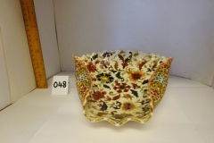 Lot-048-Zsolnay-Porcelain-Trefoil-Shaped-Dish