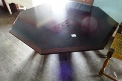 Lot-502-Large-Octagonal-Coffee-Table
