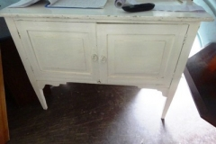 Lot-505-White-Painted-2-Door-Cupboard