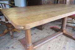 5ft-6ins-Robert-Thompson-oak-dining-table