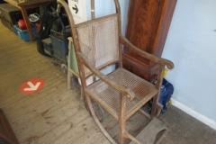 Antique-wheel-chair