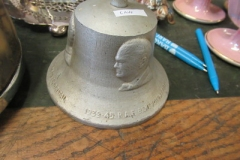 Bell-made-from-WW2-German-aircraft