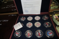 Boxed-collection-of-medallions-London-highlights