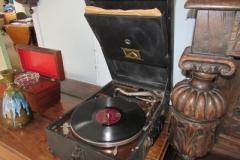 HMV-wind-up-record-player