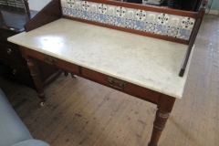 Marble-topped-washstand